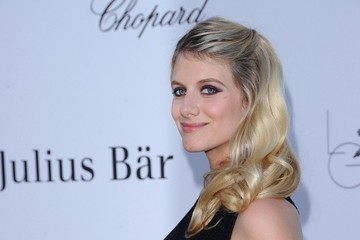 Melanie Laurent Arrivals at amFAR's Cinema Against AIDS Gala