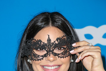 Melissa Carcache 4th Annual UNICEF Masquerade Ball