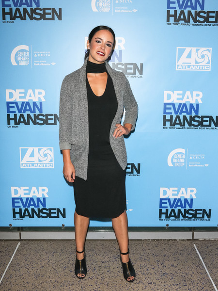 Stars Attend The Opening Night Performance Of 'Dear Evan Hansen'