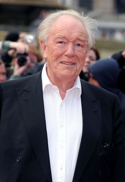 michael gambon top gear