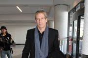 Michael Bolton seen at LAX