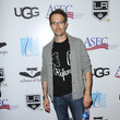 Michael Vartan Celebrities Attend the Luc Robitaille Celebrity Shootout at Toyota Sports Center
