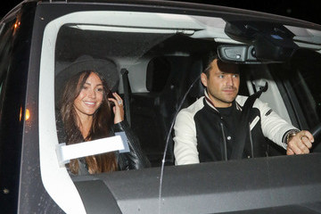 Michelle Keegan Mark Wright Mark Wright at Craig's Restaurant