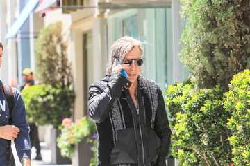 Mickey Rourke Mickey Rourke Is Seen Out In Beverly Hills
