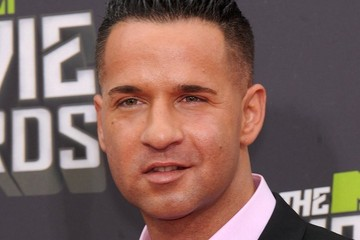 Mike Sorrentino Arrivals at the MTV Movie Awards 2