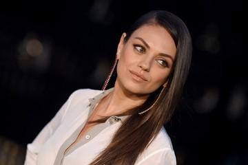 Mila Kunis Burberry 'London In Los Angeles' - Arrivals