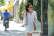 Minnie Driver Goes Shopping in LA