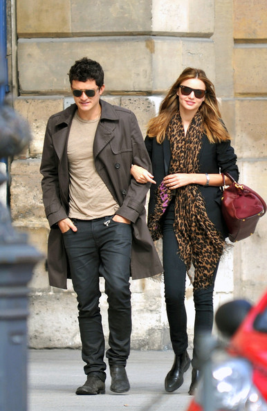 miranda kerr and orlando bloom. Miranda Kerr and Orlando Bloom