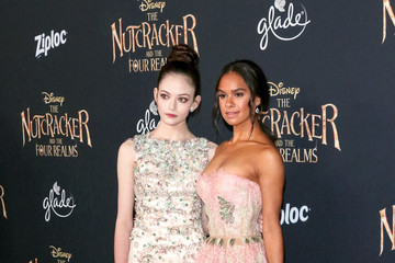 Misty Copeland Premiere Of Disney's 'The Nutcracker And The Four Realms'