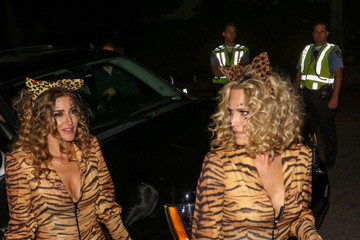 Molly Celebrities Attend the Casamigos Tequila Halloween Party