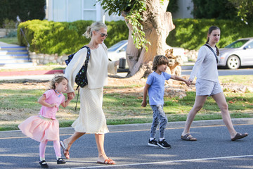 Molly Sims Molly Sims In Los Angeles
