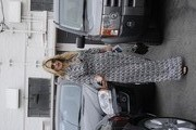 Molly Sims Out and About
