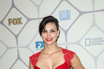 Morena Baccarin Celebrities Attend the 67th Primetime Emmy Awards Fox After Party