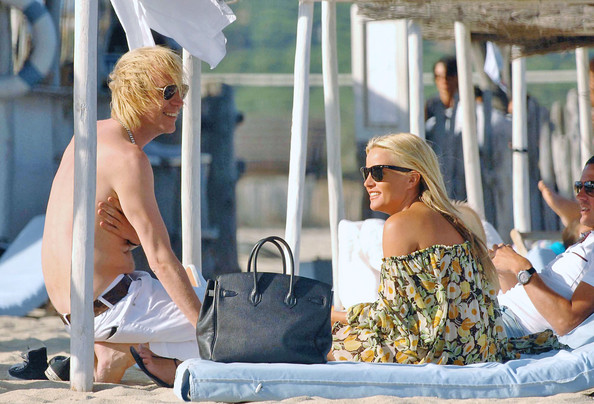 Kate Moss Rhys Ifans