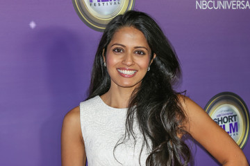 Mouzam Makkar Celebrities Attend the NBCUniversal Short Film Festival