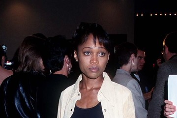 "Theresa Randle ""Murder at 1600"" Premiere"