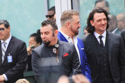 Joey Fatone and JC Chasez Photos Photo