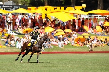 Nacho Figueras 4th Annual Veuve Clicquot Polo Classic