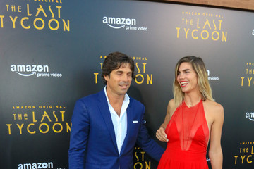 Nacho Figueras Premiere Of Amazon Studios' 'The Last Tycoon'