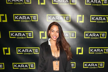 Nadia Dawn Karate Combat: Competition At Avalon
