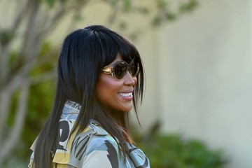 Naomi Campbell Burberry 'London In Los Angeles' - Arrivals