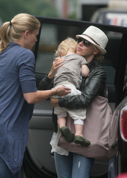 Naomi Watts with Her Sons []