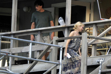 James Frenchville Naomi Watts Gets a Family Visit