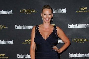 Natasha Henstridge Entertainment Weekly Pre-Emmy Party