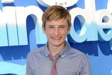 """Nathan Gamble """"Dolphin Tale 2"""" World Premiere"""