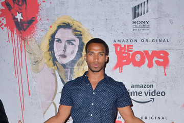 Nathan Mitchell Comic-Con International - Red Carpet For 'The Boys' - Arrivals