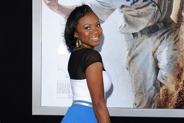 Naturi Naughton '42' Premieres in Hollywood