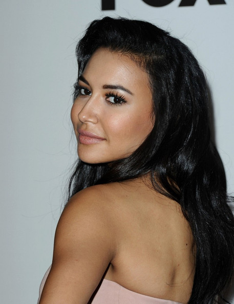 Naya Rivera - Fox Searchlight 2011 Golden Globe Party