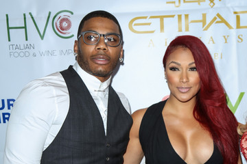 Nelly Celebrities Attend the Face Forward 6th Annual Gala