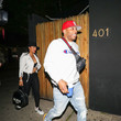 Nelly Nelly Eats At Craig's Restaurant In West Hollywood