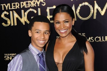Nia Long 'The Single Mom's Club' Premiere