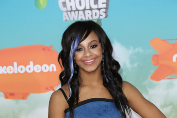 Nia Sioux Frazier Celebrities Attend Nickelodeon's 2016 Kids' Choice Awards at The Forum