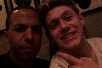 Niall Horan Celebrity Social Media Pics