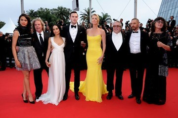 Nicholas Hoult 'Mad Max' Cannes Film Festival Red Carpet