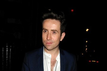 Nick Grimshaw Celebs Spotted at Chiltern Firehouse — Part 2
