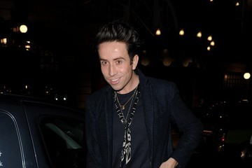 Nick Grimshaw Celebs Come Out for Kiehl's VIP Dinner