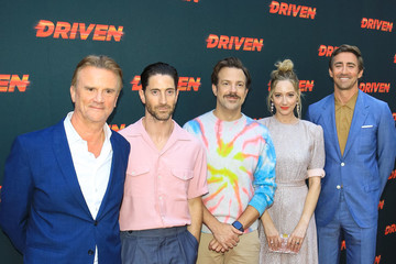 Nick Hamm Universal Pictures Home Entertainment Content Group's L.A. Premiere Of 'Driven'