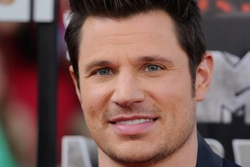 Nick Lachey Arrivals at the MTV Movie Awards