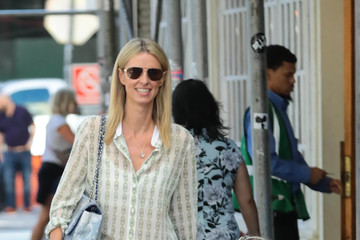 Nicky Hilton Nicky Hilton Seen In NYC