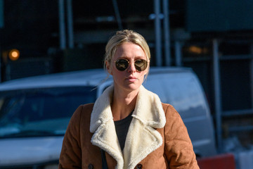 Nicky Hilton Nicky Hilton Bundles Up in NYC