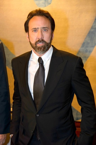Nicolas Cage Nicolas Cage speaks during a conference for UNODC Blue ...