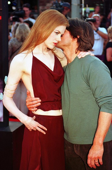 "Nicole Kidman and Tom Cruise Photos Photos - ""Eyes Wide ..."