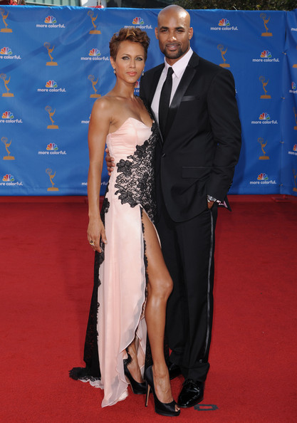 Nicole Ari Parker - 62nd Annual Primetime Emmy Awards