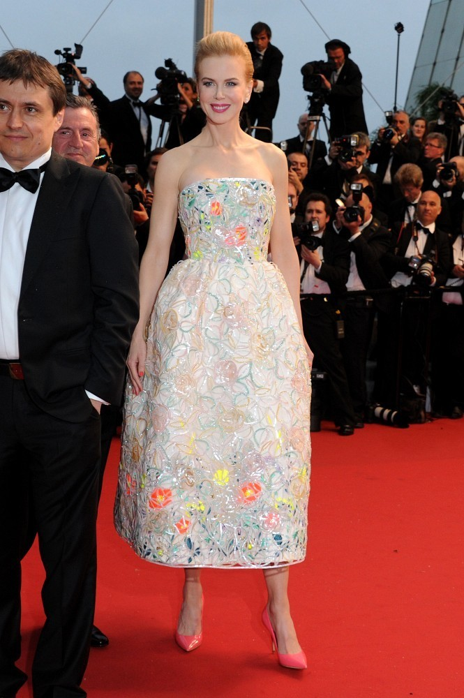 Nicole Kidman - Arrivals at the Cannes Opening Ceremony