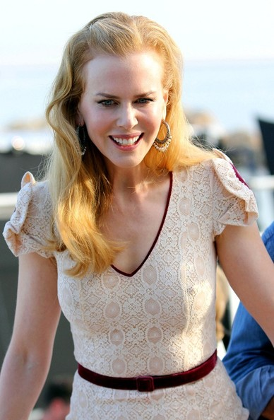Nicole Kidman - Nicole Kidman Poses at the Cannes Film Fest