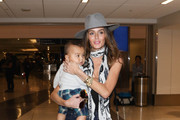 Nicole Trunfio Is Seen at LAX
